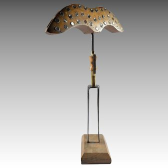 19th C.F French Bird Trap-Decoy