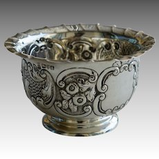 Antique Silver Bowl, Chester 1903