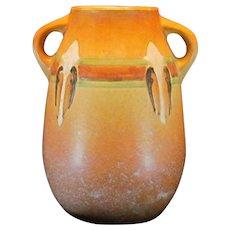 "Roseville Monticello Vase 7"" Tall 561-7"