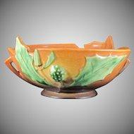Roseville Thornapple Bowl 309-8 Circa 1937