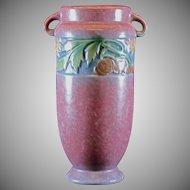 """Roseville Baneda 590-7 Vase 7"""" Tall"""