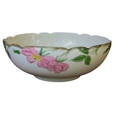 """Franciscan Desert Rose 10"""" Salad Bowl"""