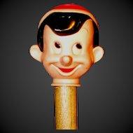 Pinocchio Carnival Cane Walking Stick