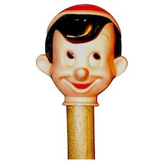Pinocchio Carnival Cane Walking Stick