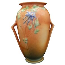 Roseville Pottery Columbine 24-10