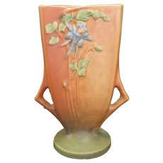 Roseville Pottery Columbine 19-8