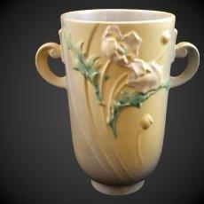 Vintage Roseville Pottery Poppy #871-8