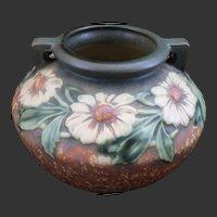 Roseville Pottery Arts & Crafts Dahlrose Vase # 364-6