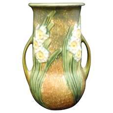 Roseville Jonquil Vase 544-9 Excellent Condition