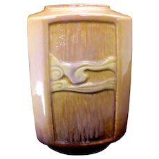 Roseville Pottery #274-7 Wincraft Vase