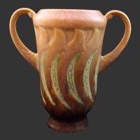1933 Roseville Falline Vase 642-6