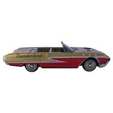 Bandai Thunderbird Convertible