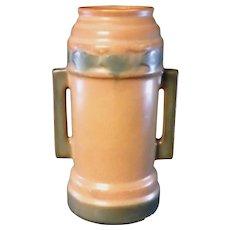 """Roseville Futura Vase #381-6 """"Beer Mug"""" circa 1924"""