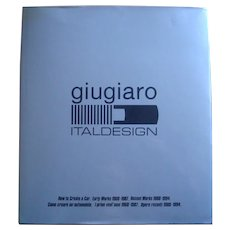 Giugiaro Italdesign: How To Create a Car