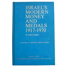 Israel's Modern Money and Medals 1917-1970