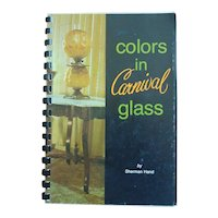 Collecting Art Glass - Colors in Carnival Glass