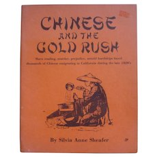Chinese and the Gold Rush - California History