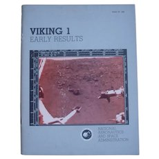 Viking 1 Early Results - NASA Space Exploration, Mars