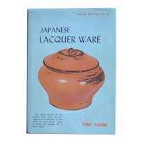Vintage Collecting - Japanese Lacquer Ware 1959