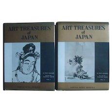 Art Treasures of Japan in Two Volumes - Art History