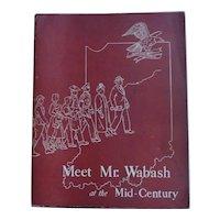 Meet Mr. Wabash at the Mid-Century - Wabash, Indiana History, 1950