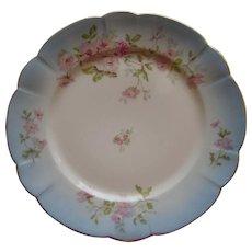 Antique M Redon / PL Limoges Dish Plate | 1891-1896