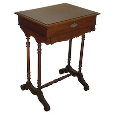 19th Century | Antique Portuguese Sewing Table