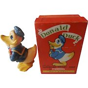 1960's Vintage | Made in UK | Disney's Donald Duck Soap with Original Box