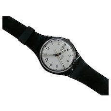 """Man's or Woman's SWATCH Collection   1992 RARE """"Classic Three"""" Watch   Free Shipping"""