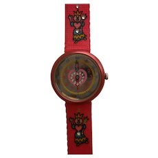 "Girl's Flik Flak Wristwatch Collection by SWATCH | 90's ""Princess"" 