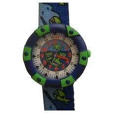 """Child's Unisex Flik Flak Wristwatch Collection by SWATCH 