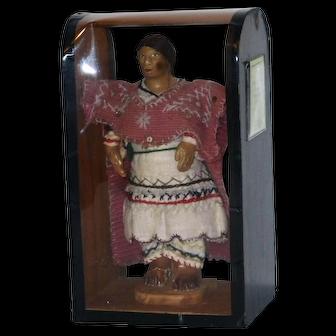Ecuador Woman Doll