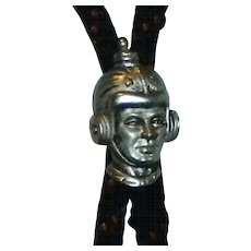 Buck Rogers Bolo Tie