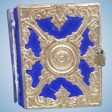 "miniature Photo album 1""x1 1/3""for fashion doll"