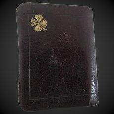 "miniature French Calendar 1903 1 1/2"" x 2"""