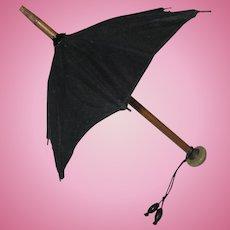 "8 1/4"" Little umbrella for a Bebe Jumeau"
