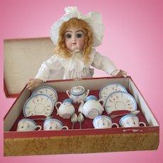 all original in box child Tea Service circa 1900