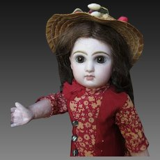 "11 3/4"" beautiful BEBE JUMEAU size 3 , 30 cm"