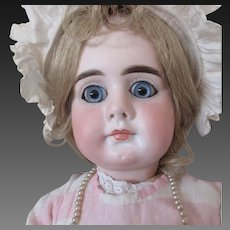 "German doll mold 630 18 1/2"" cl mouth. 1880's"