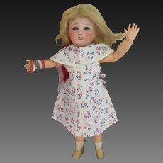 all original Bleuette doll period 1950, outfit July 14th