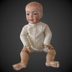 "SFBJ mold 226 size 4. 13 1/3"". toddler body"