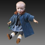 character baby : SFBJ mold 226 size 6. 17 in. toddler body