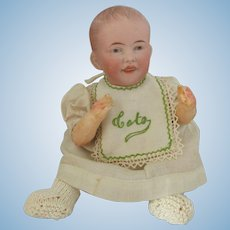 """6 2/3"""" SFBJ mold 227 size 3/0 character doll"""