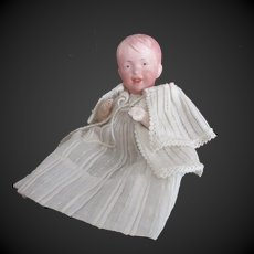 """6 2/3"""" SFBJ mold 235 size 3/0 character doll"""
