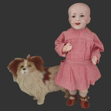 """13"""" SFBJ 235 toddler body french character doll"""