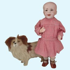 "13"" SFBJ 235 toddler body french character doll"