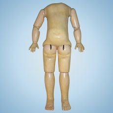 Body for a large FG antique doll. 21 2/3 in