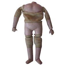 MOTSCHMANN body . Ht about 10 in