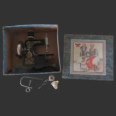 sewing machine CASIGE for child 1920-1933 Germany