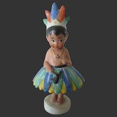 W. Goebel : indian all bisque item googly manner